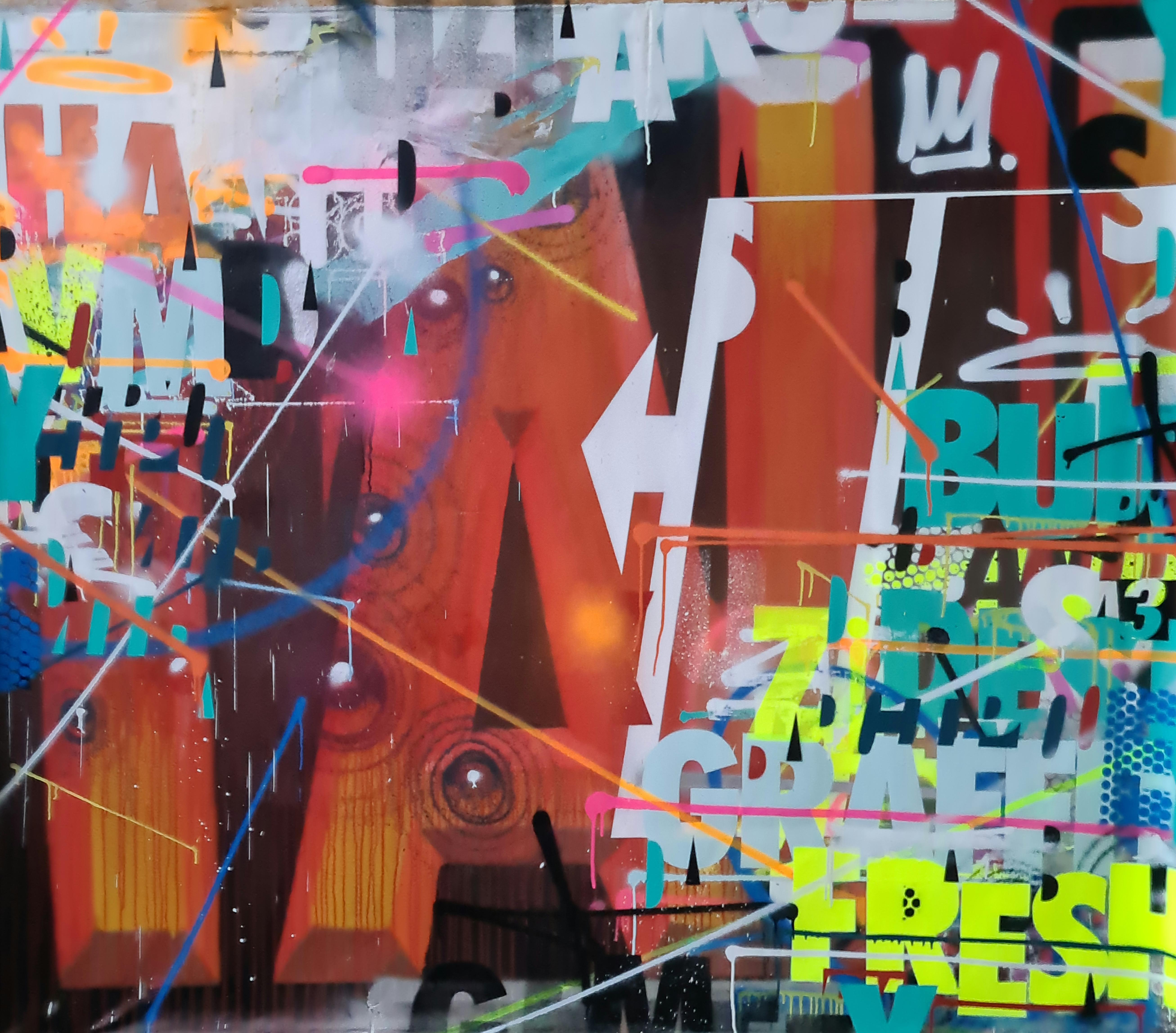 AROE - Graffiti Canvas